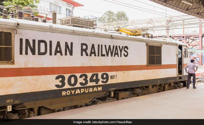 Train Accidents Have Decreased By 45%, Says Railway Board Chief