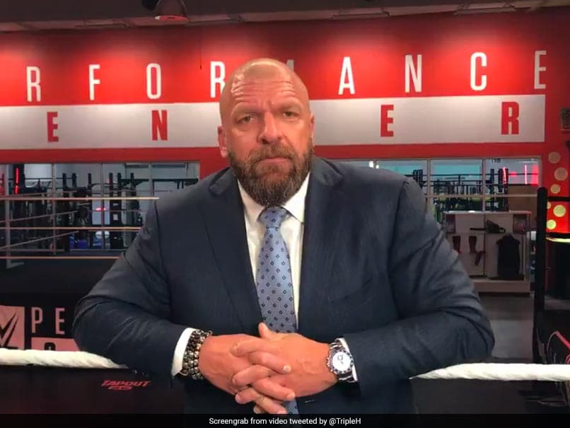 Triple H Issues Warning To Jinder Mahal For India Match