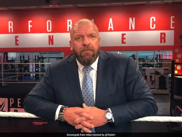 Triple H Says He Will Not Wrestle At WWE Survivor Series