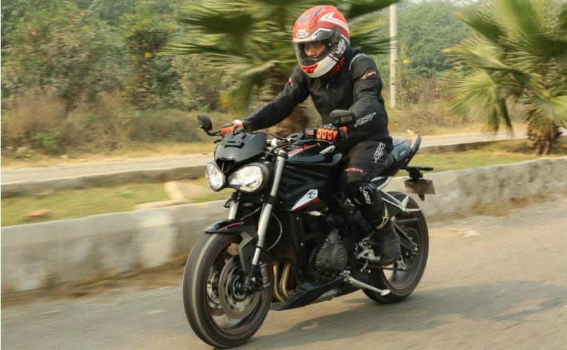 Triumph Street Triple Rs Recalled In India Ndtv Carandbike