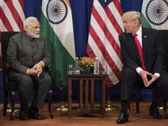 """Don't Know Who's Using It"": Trump's Dig At PM Modi For Afghan Library"