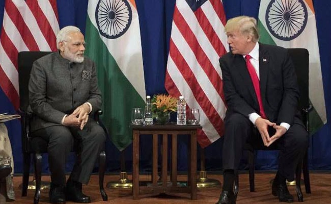 'Don't Know Who's Using It': Trump's Dig At PM Modi For Afghan Library