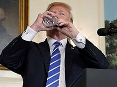 Donald Trump, The Water Bottle, And Marco Rubio's Revenge