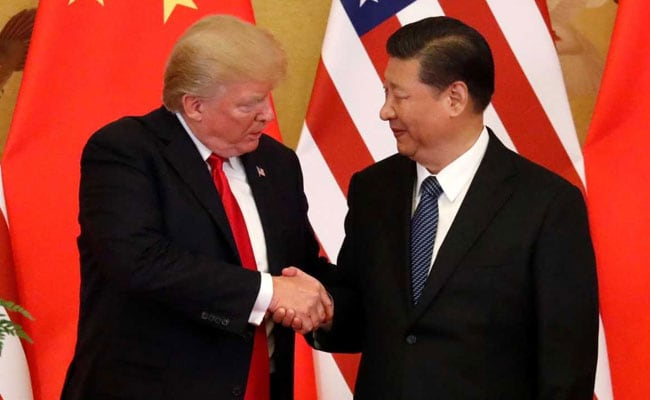 Donald Trump Says 'Big Progress' On Possible China Trade Deal