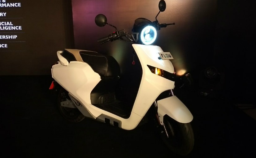 twenty two flow electric scooter