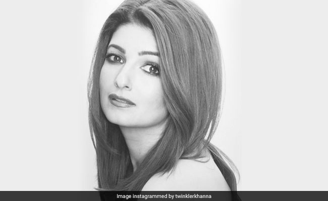 Twinkle Khanna's New Look. 'Short Is The New Long,' 20 Years Later