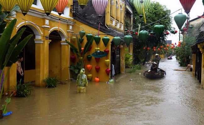 Over 90 Killed By Typhoon Damrey, Vietnam's Deadliest Typhoon In Years
