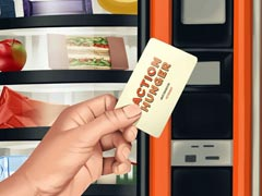 In A First, Vending Machine With 24-Hour Food, Clothing For UK Homeless