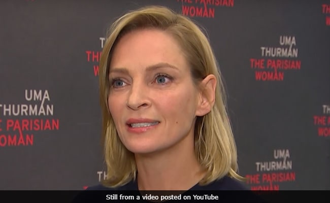Viral: Uma Thurman 'Too Angry' To Talk About Harvey Weinstein Case