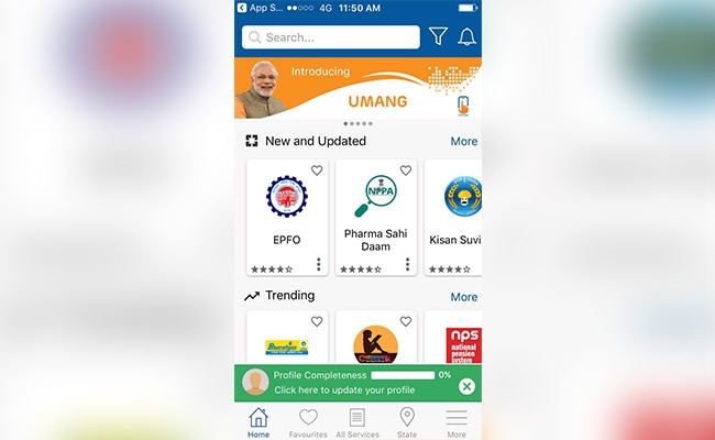 UMANG Mobile App: How To Prepare Your PAN Card Application