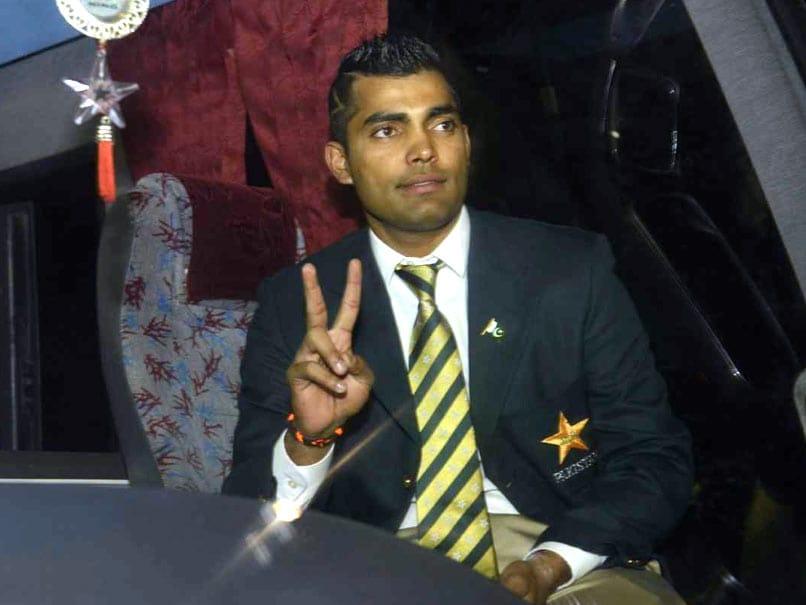 Umar Akmal, Declared