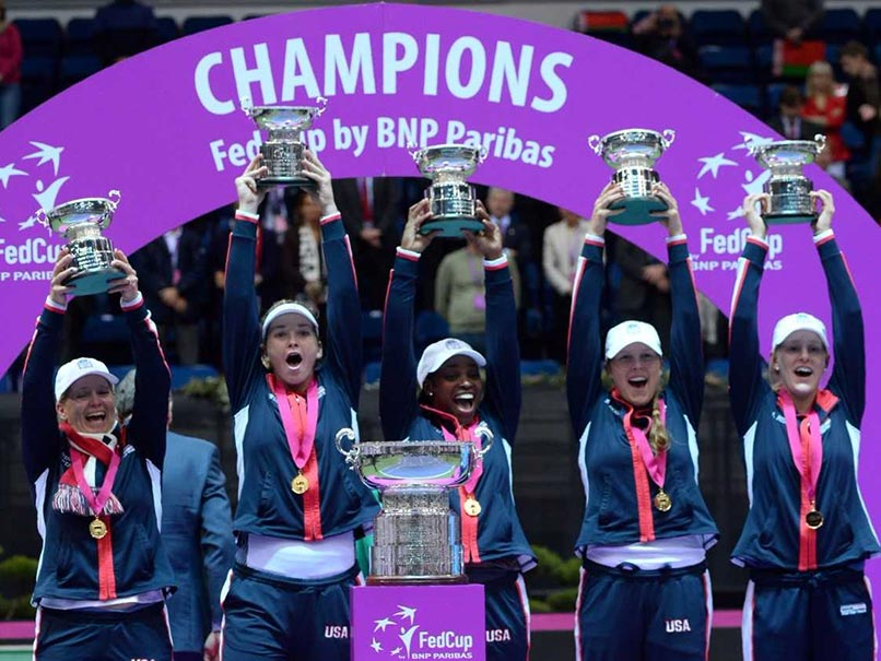 Fed Cup: United States Beat Belarus To Clinch Claim Title