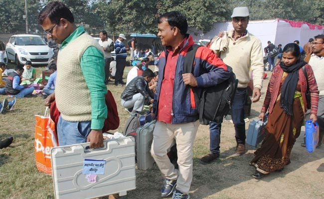 Third Phase Of UP Civic Polls Witnesses 53 per Cent Turnout