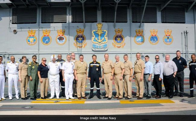 us navy india
