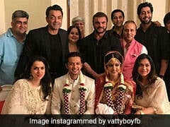 Ishita Dutta And Vatsal Sheth Are Now Married. See Pics