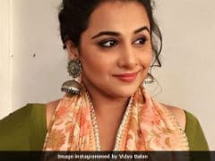 Vidya Balan On Why Women Find It Hard To Talk About Sexual Harassment
