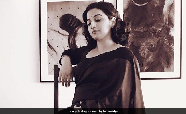 Vidya Balan Red-Flagged India's Problem With Talking About Sex. So Let's