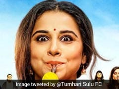<i>Tumhari Sulu</i> Box Office Collection Day 2: Vidya Balan's Film Witnesses A 'Superb Growth.' Makes Rs 7.48 Crore