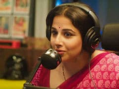 <i>Tumhari Sulu</i> Movie Review: Vidya Balan Wins Us Over With A Charming Film