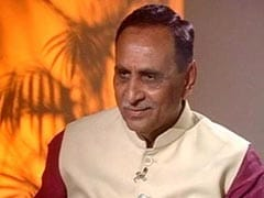 Rahul Gandhi Shameless Liar, Desperate To See Gujarat Fail: Vijay Rupani