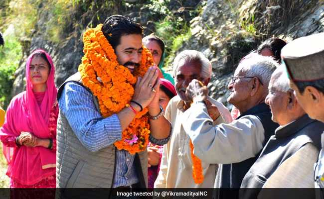 Himachal Pradesh Assembly Election 2017:  BJP Puts Spanner In Congress' Plan For Vikramaditya Singh's Safe Victory