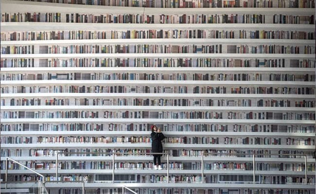 China's Futuristic Library: More Fiction Than Books