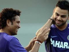 After Virat Kohli Sweeps ICC Awards, A Message From Idol Sachin Tendulkar