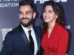 Virat Kohli Changed Instagram Profile Pic With This Red Carpet Photo Featuring Anushka Sharma