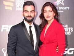 Indian Sports Honours में छा गया विराट कोहली, अनुष्का शर्मा का Red Hot Look