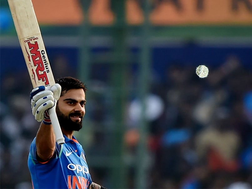 Virat Kohli Joins Elite List Of Run Getters In Twenty20 Cricket