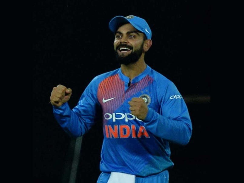 Virat Kohli Retains Top Spot; Rohit Sharma, Shikhar Dhawan Move Up In T20I Rankings