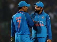 India vs New Zealand, 3rd T20I: Virat Kohli Launches Fierce Defense Of MS Dhoni After Series Win