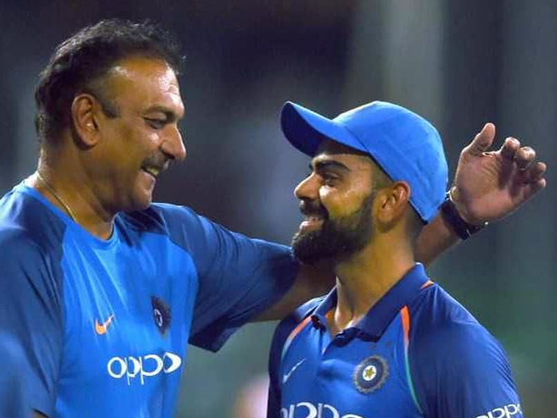 India vs Sri Lanka: Ravi Shastri Brings The Best Out Of Virat Kohli, Says Dean Jones