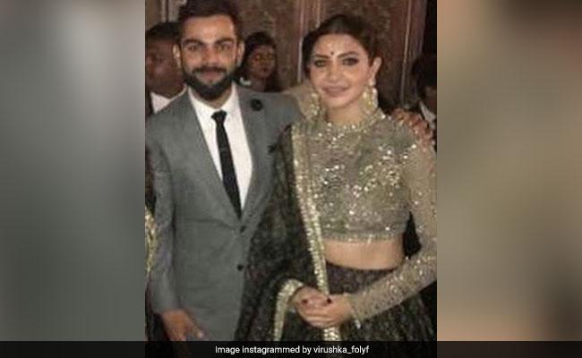 Virat-Anushka Video At Zaheer Khan Wedding Is Everything