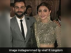 Virat Kohli, Anushka Sharma Show Off Their Dancing Skills At Zaheer Khan