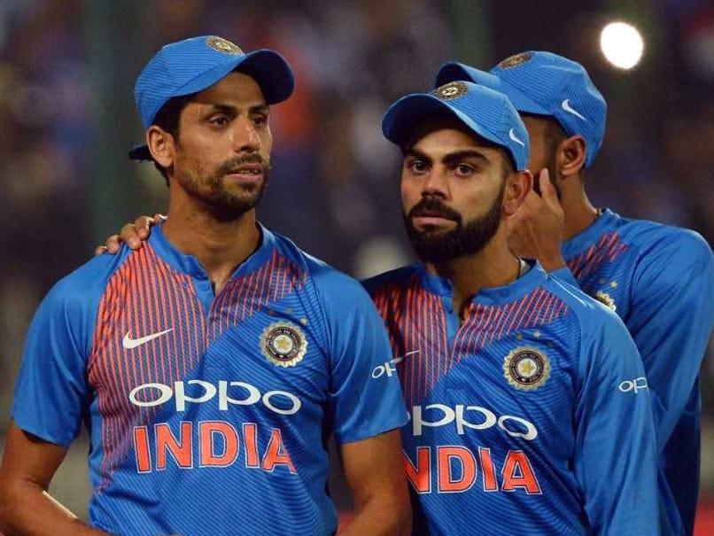 India vs New Zealand: Ashish Nehra Deserved This Kind Of Farewell, Says Virat  Kohli | Cricket News