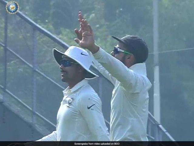 India vs Sri Lanka: Virat Kohlis One-Of-A-Kind Send-Off For Niroshan Dickwella