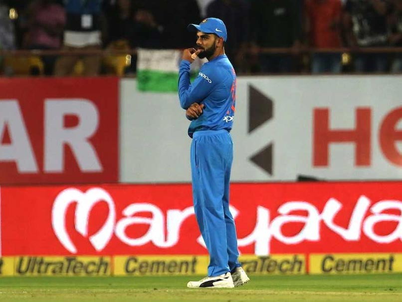 India vs Sri Lanka: Virat Kohli Undecided About Whether He Will Play Twenty20 Series