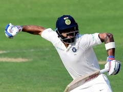 Virat Kohli Adds Another Feather To His Cap, Breaks Ganguly's Record