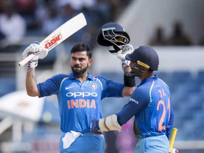 India vs Sri Lanka: Dinesh Karthik Details Virat Kohli
