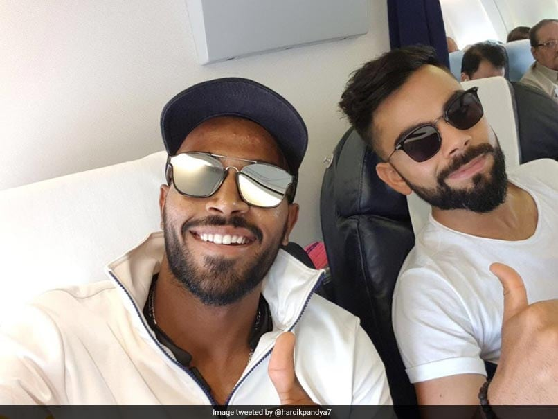 Virat Kohli Brutally Trolls Hardik Pandya For His English Songs Playlist