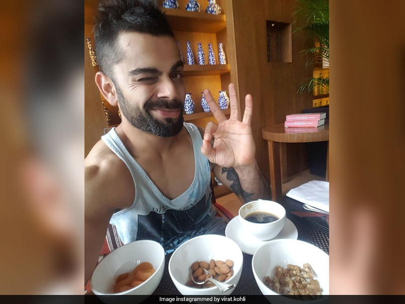 Virat Kohli Reveals His Choices For Breakfast, Lunch and Dinner