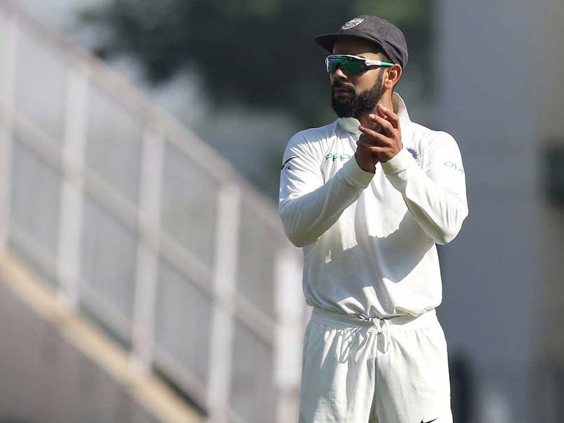 India vs Sri Lanka, 3rd Test: Virat Kohli