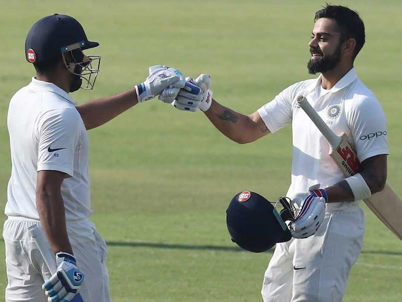 India vs Sri Lanka: Virat Kohli Hits Double Ton As Hosts On Course For Big Victory