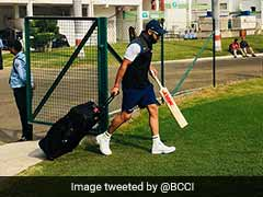 Team India Opt For Training Session Instead Of Tour Game In South Africa