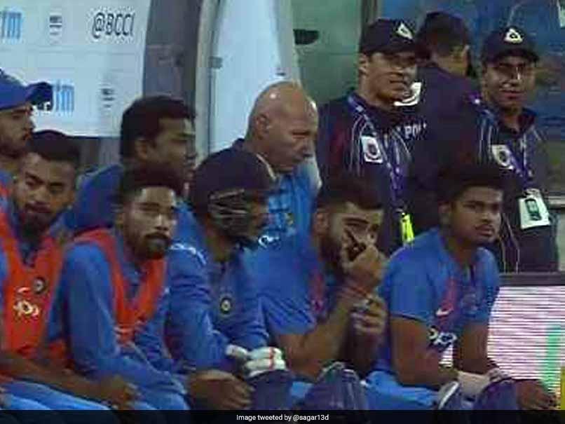 Virat Kohli Uses Walkie-Talkie During Match, BCCI Says He Did Nothing Wrong