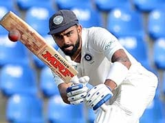 Virat Kohli Climbs To 5th In ICC Test Rankings, Ravindra Jadeja Slips