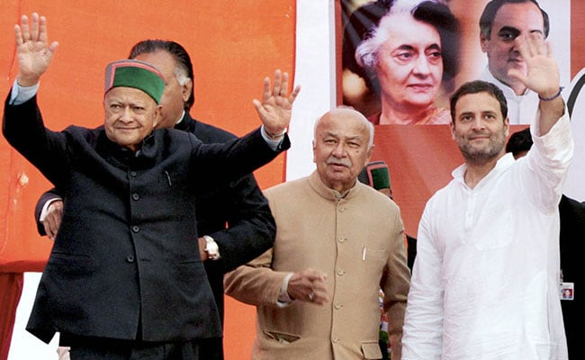 Fund Crunch Or Plain Abandoned? Virbhadra Singh's Lonely Battle In Himachal Pradesh