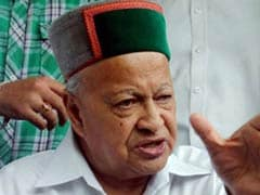 Court Refuses To Stay Order Against Virbhadra Singh, Tells CBI To Reply