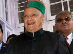"""I Favour Having Ram Temple At Same Spot In Ayodhya"": Virbhadra Singh"